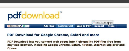 pdf-download-bookmark