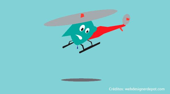 cliente helicoptero