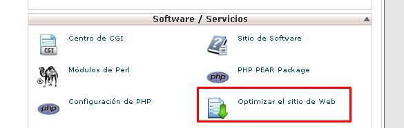 optimizador-web-cpanel