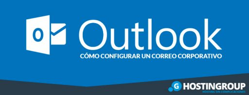 como configurar un correo corporativo en outlook